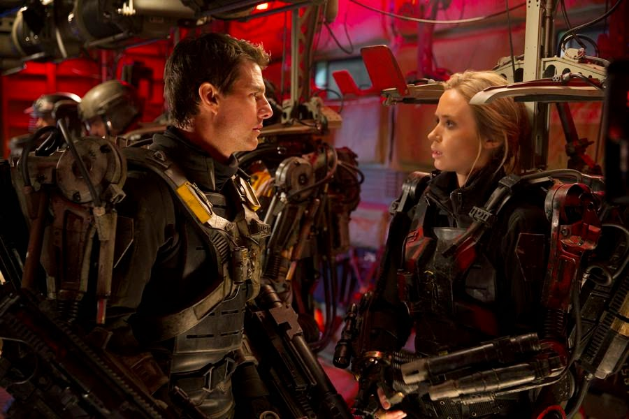edge of tomorrow tom cruise emily blunt