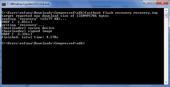 LOGO USB STUCK Asus Zenfone 5