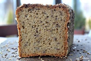 Chleb w przekroju