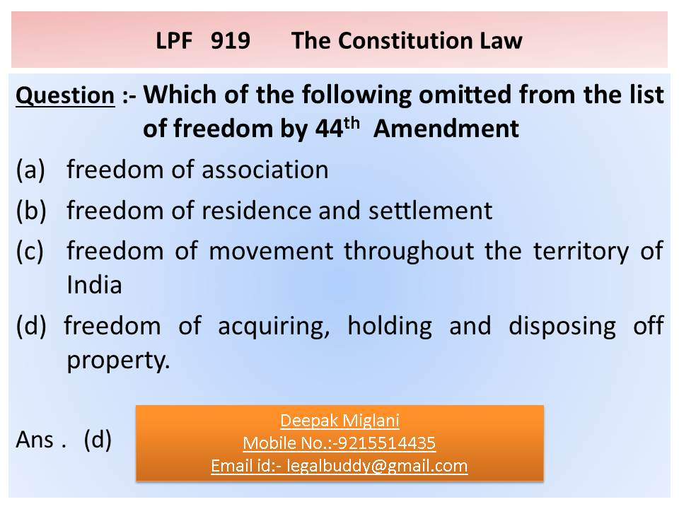 freedom of association in india