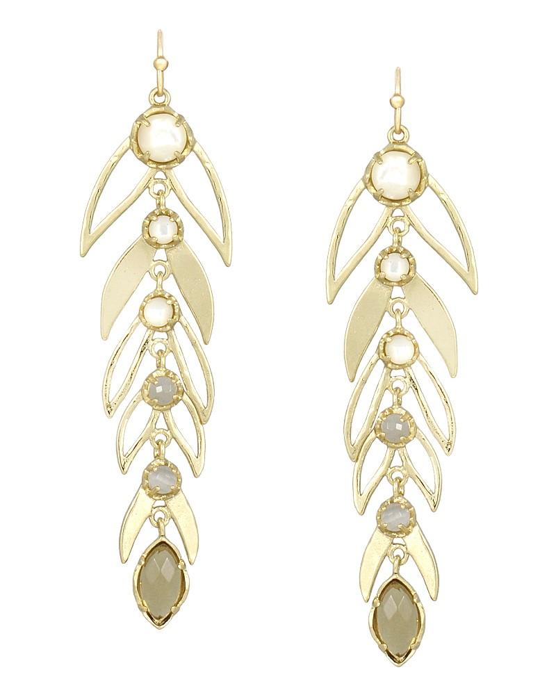 Fashion Gallery: Long Earrings