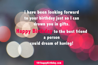 Happy Birthday wishes quotes for son and: i have been looking forward to your birthday just so i can down you in gifts