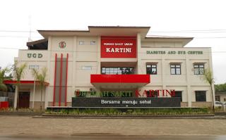 Lowongan Kerja Terbaru di RUMAH SAKIT UMUM KARTINI Lampung Tengah Juli 2018
