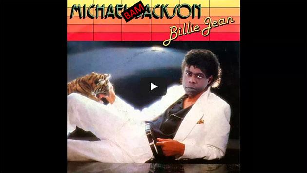 NEGO BAM JACKSON - BILLIE JEAN