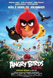 Assistir Angry Birds: O Filme Dublado Online HD