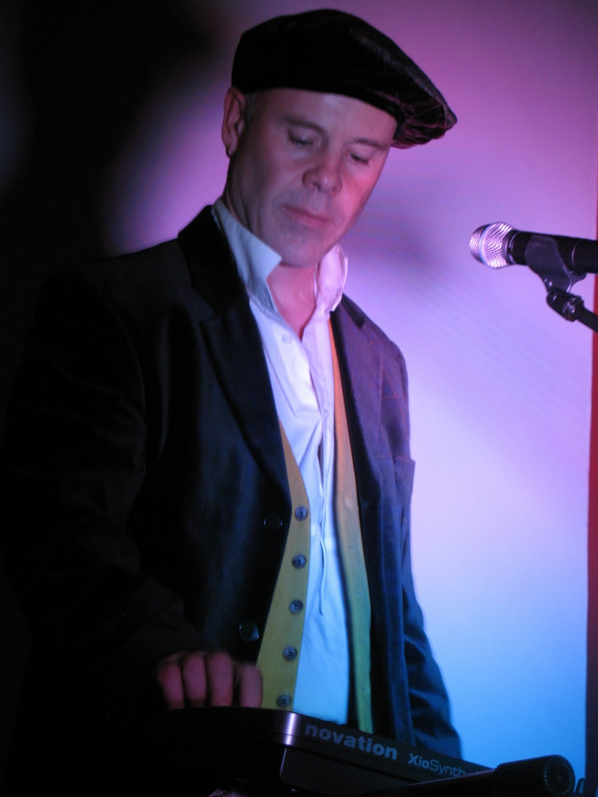 Michael Doherty S Music Log Thomas Dolby Performs At The