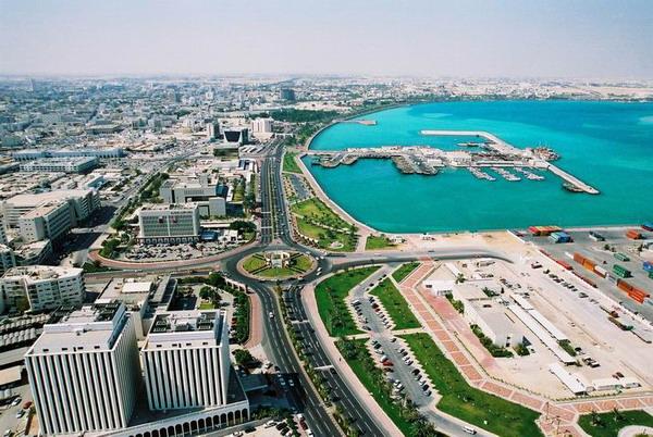 Doha, Capital do Catar