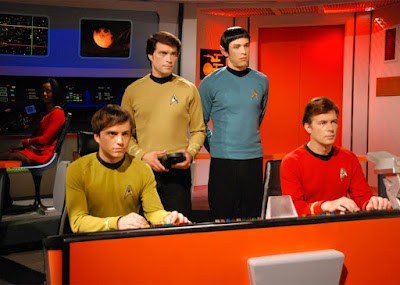 Star Trek: New Voyages cast