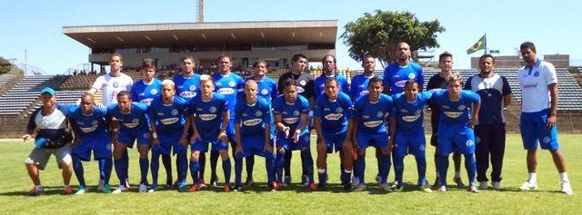 bdd6b73c2db6c Cruzeiro Futebol Clube - DF  Cruzeiro - Vice-campeão da Divisão de ...