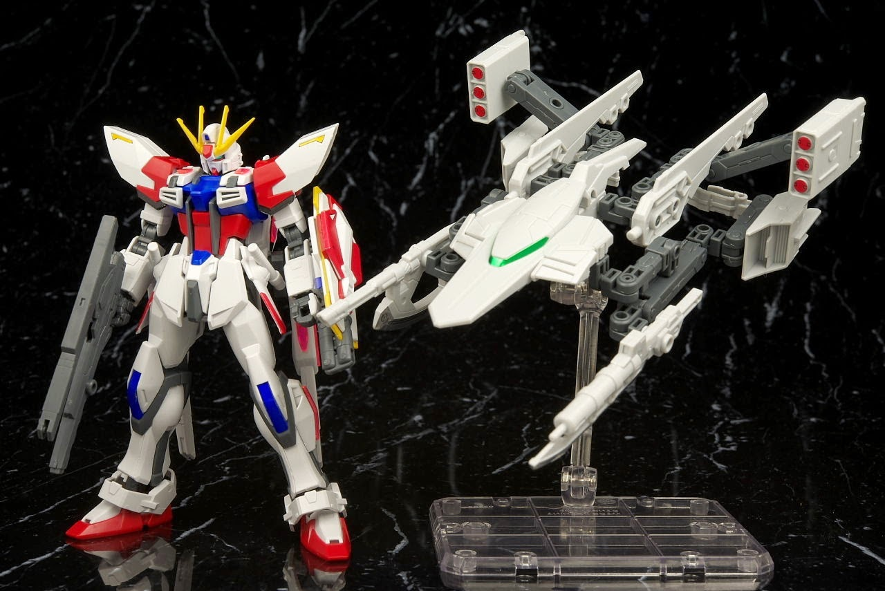 HGBC 1/144 Gunpla Battle Arms Photo