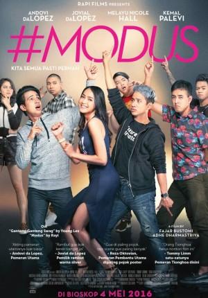 Modus (2016) TVRip Full Movie Terbaru