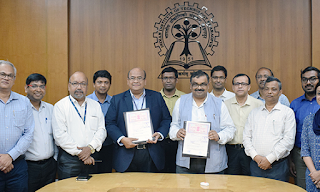 IIT Kharagpur signs an MoU with C-DAC