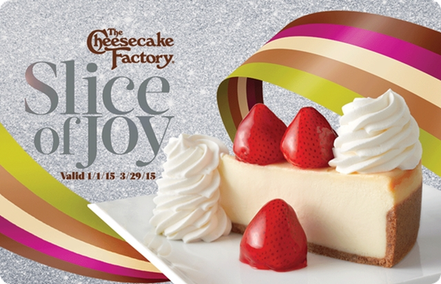 About The Cheesecake Factory. The Cheesecake Factory® is a unique upscale casual dining restaurant offering more than menu selections including appetizers, specialty salads, pastas and pizzas as well as great steaks, burgers, sandwiches, fresh fish and seafood.