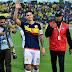 Colombia derrotó 2-0 a Ecuador