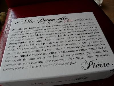 JolieBox par Ma Demoiselle Pierre