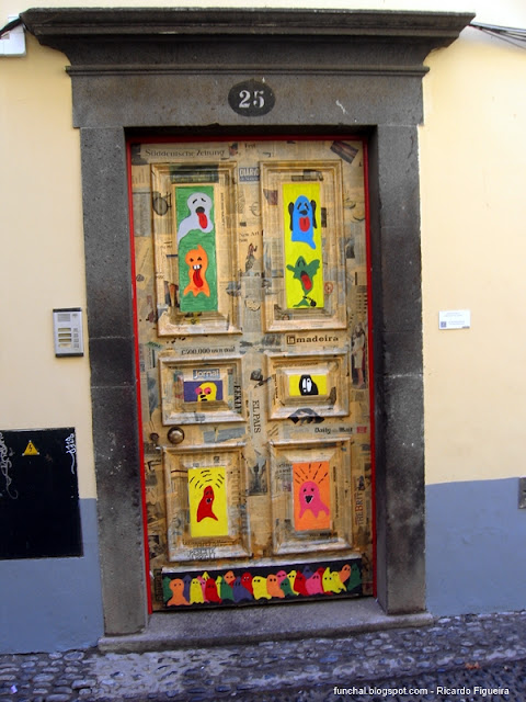 RUA DE SANTA MARIA - FUNCHAL
