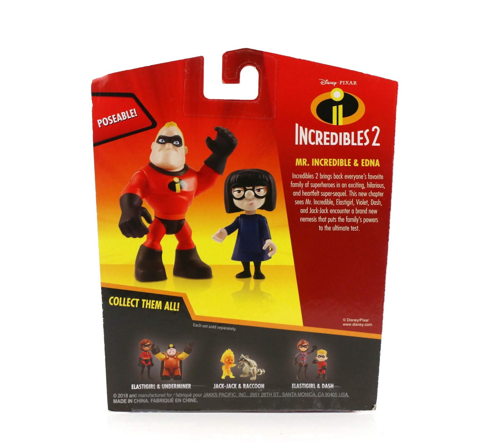 junior supers incredibles 2 edna