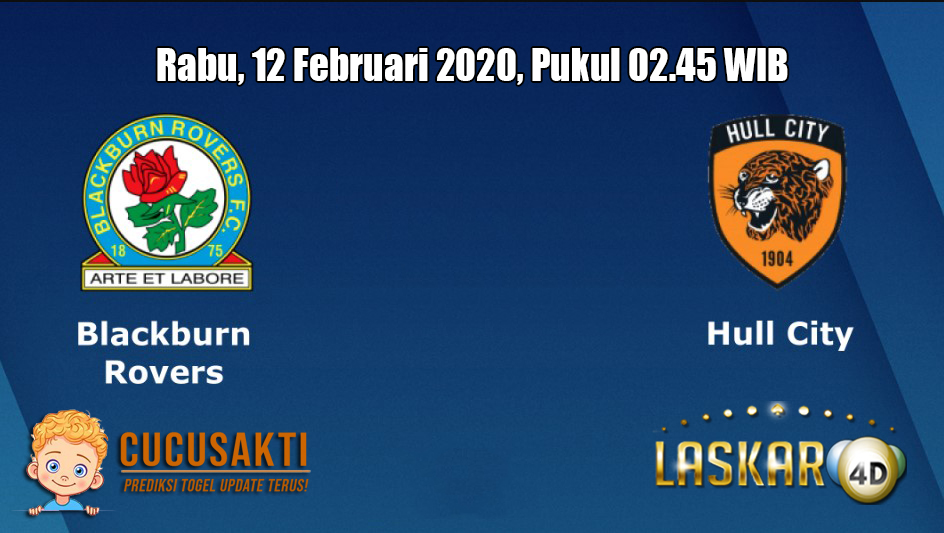 Prediksi Blackburn Rovers VS Hull City 12 Februari 2020