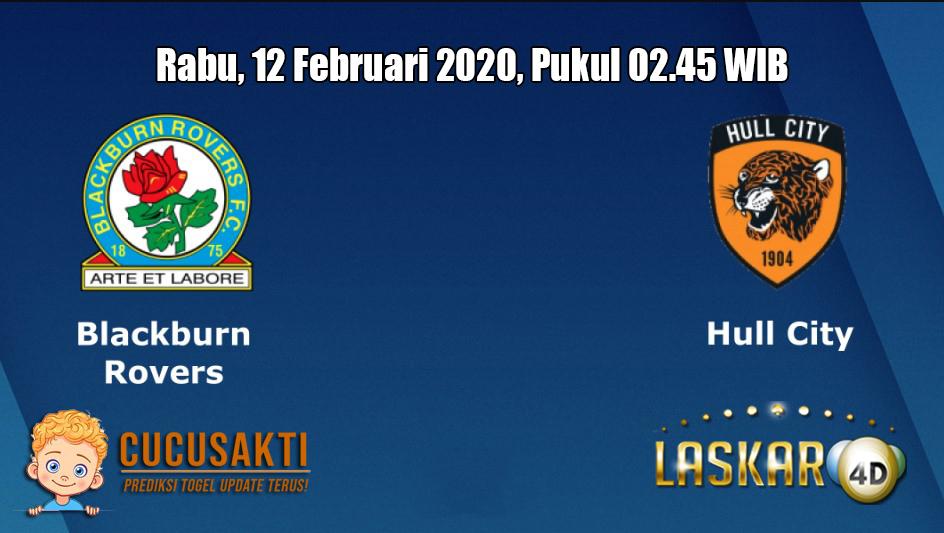 Prediksi Blackburn Rovers VS Hull City 12 Februari 2020