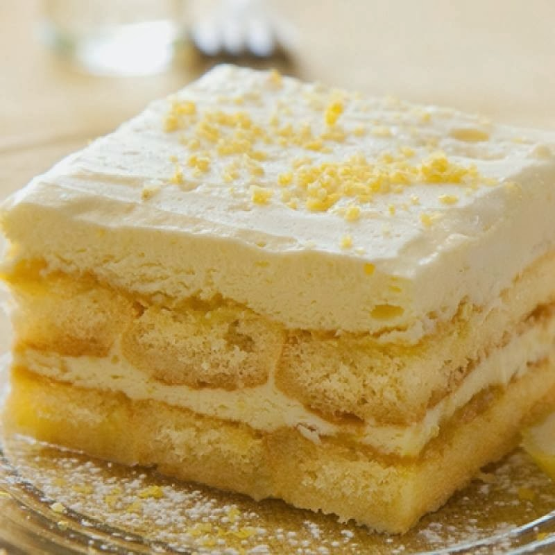 Hanneica S Kitchen Lemon Tiramisu