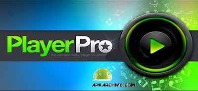 Music Player Pro Apk for Android (paid)