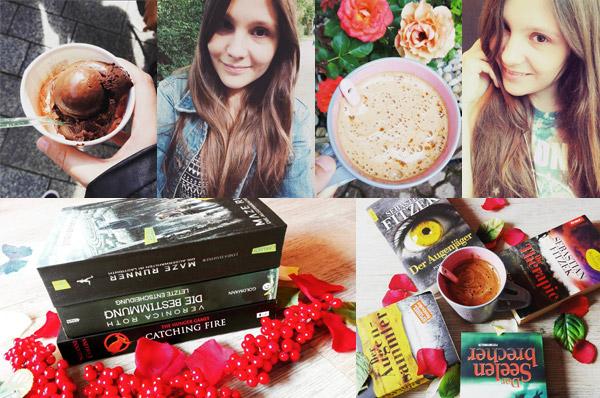 Instagram Rückblick August, Monatsrückblick Blogger, Instalove