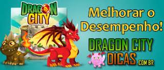 Melhorar o desempenho do Dragon City