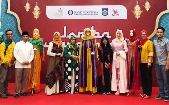 Ini Cara Bank Indonesia Dorong Eksistensi Tenun Pringgasela Lombok