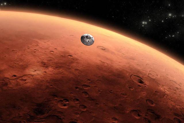 A água de Marte, na verdade, é areia - Nasa afirma que pesquisadores se enganaram