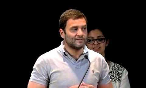 Rahul Gandhi Gets Trolled by Bengaluru Students