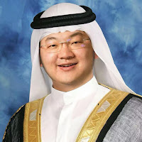 Image result for jho low pakai arab