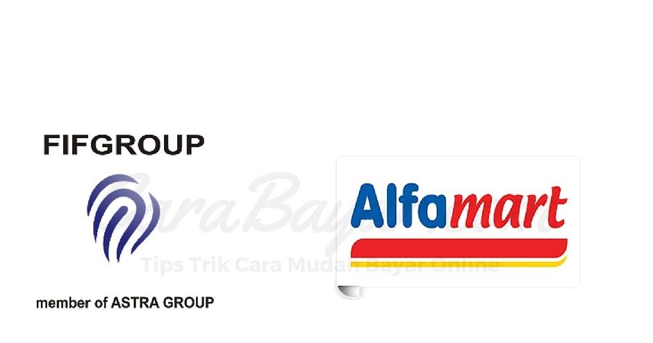 Cara Bayar Angsuran Kredit Motor Fif Via Alfamart Cara