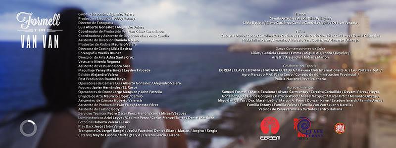 Formell y Los Van Van - ¨Amiga mía¨ - Videoclip - Dirección: Alejandro Valera. Portal Del Vídeo Clip Cubano - 10