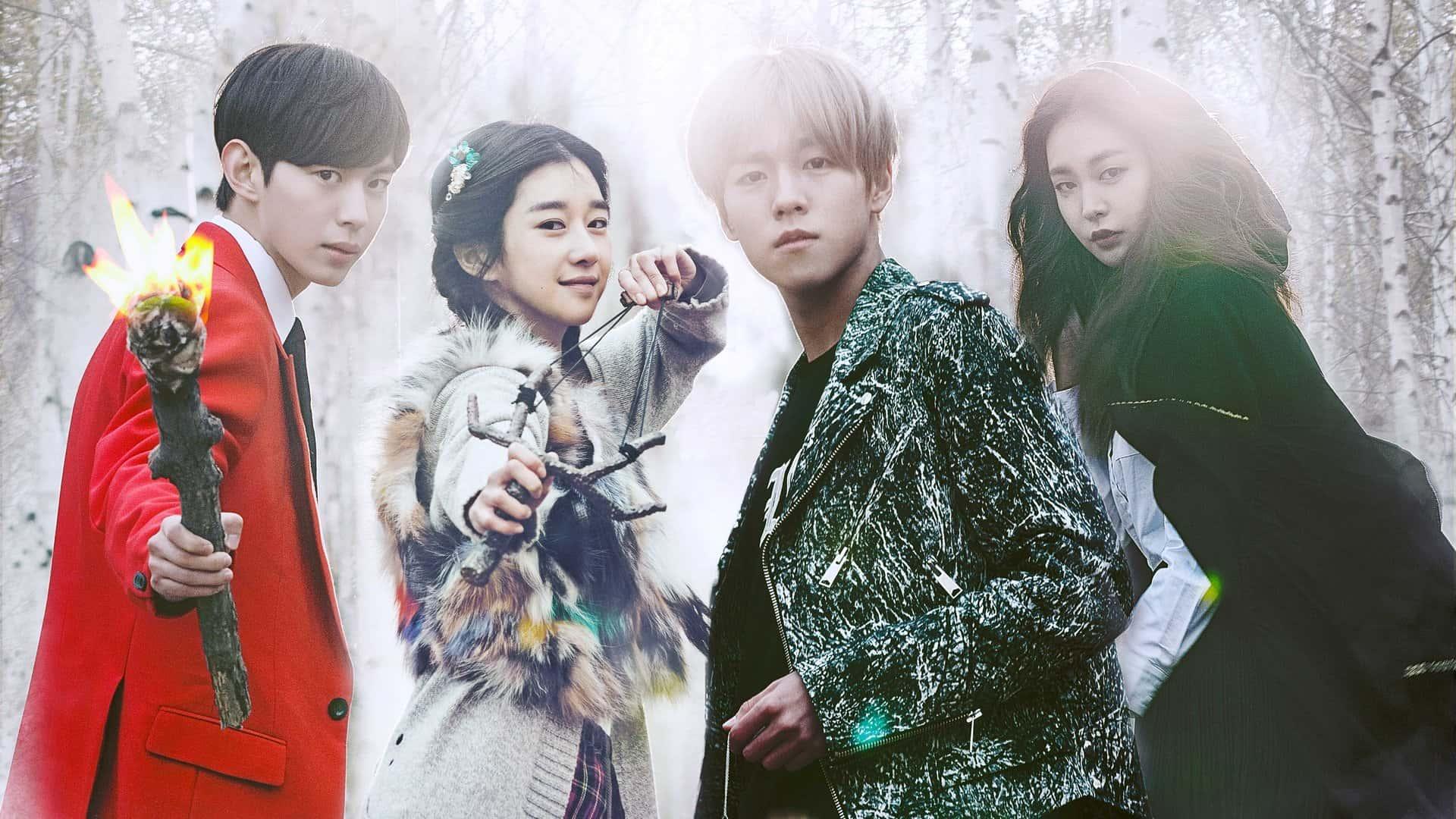 Download Drama Korea Moorim School Batch Sub Indo