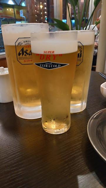 大衆居酒屋 あっぱれや ビール