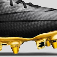 1545555a7 Nike Mercurial Royal Gold Concept Boots by Nick Texeira