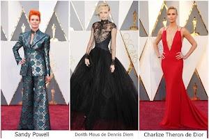 Vestidos mais ousados do Oscar 2016