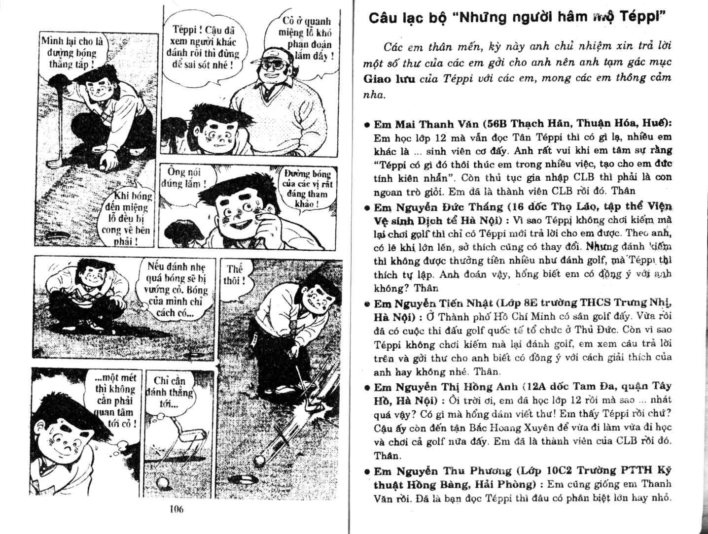 Ashita Tenki ni Naare chapter 11 trang 52