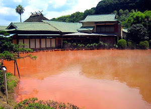 Blood Pool Hell or Chinoike Jigoku