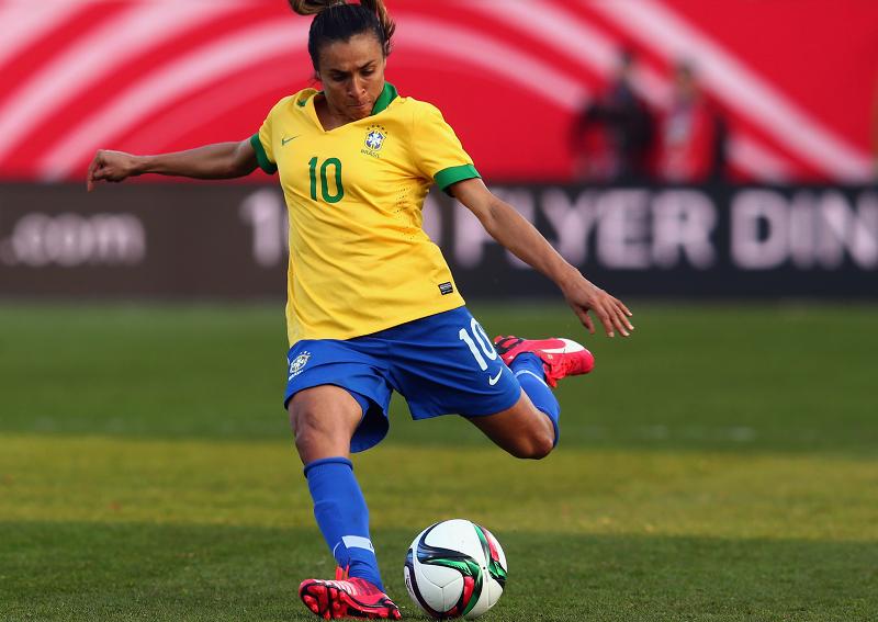 Rio2016  Futebol feminino abre transmissão dos Jogos Olímpicos na TV fc46bfa352f08