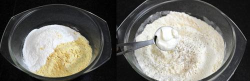 Kadalai Maavu Rice Murukku