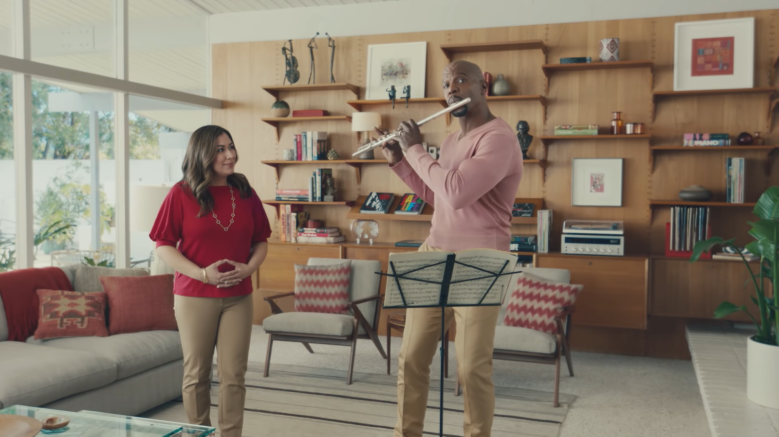 Terry Crews And Ken Jeong Showcase Hidden Talents In Latest State