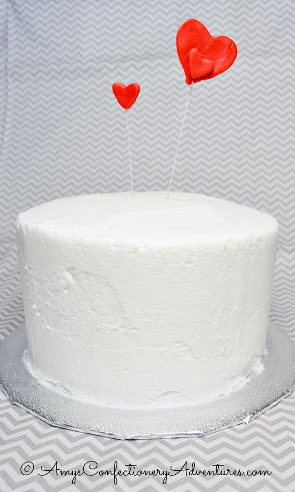 Basic White Cake Recipe