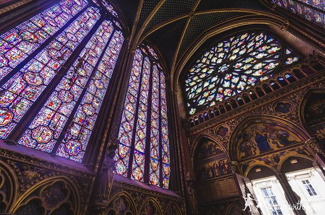 france, Honeymoon, Paris, review, ฝรั่งเศส, รีวิว, ฮันนีมูน, Saint Chapelle
