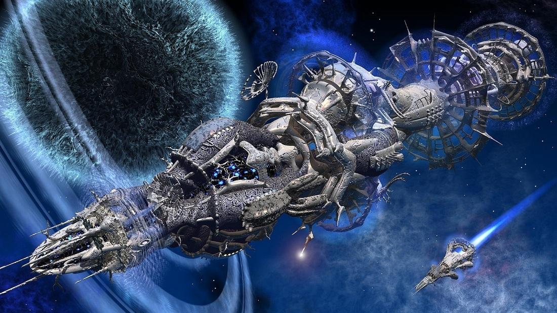 Sitios Increibles: Naves Espaciales