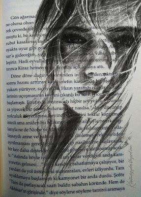 en güzel kitap çizimleri