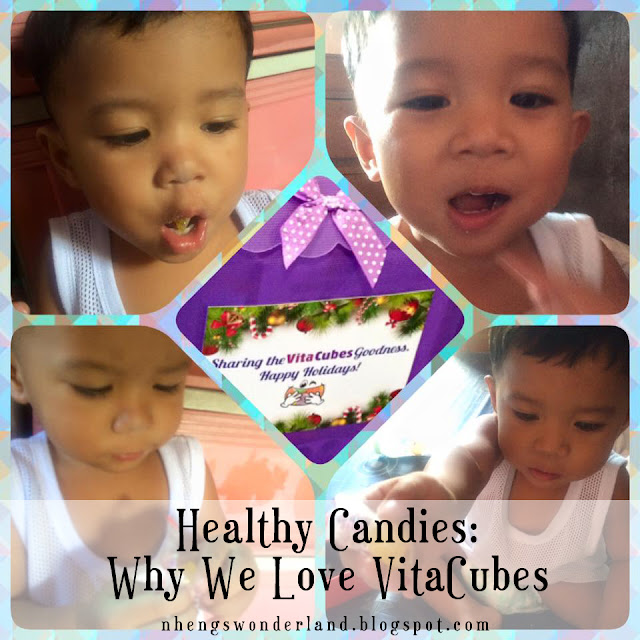 Healthy Candies: Why We Love VitaCubes
