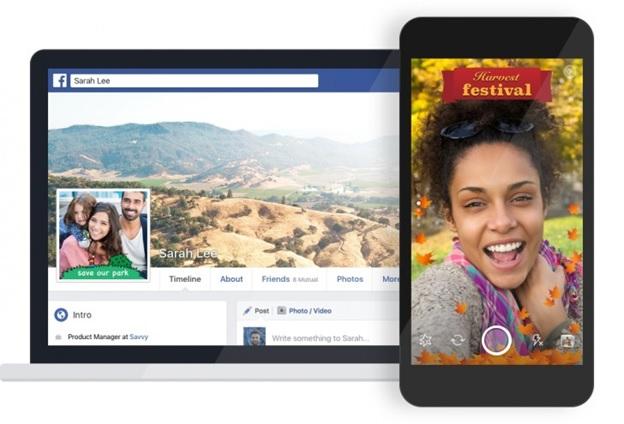 Facebook Persiapkan Fitur Frame Foto Terbaru