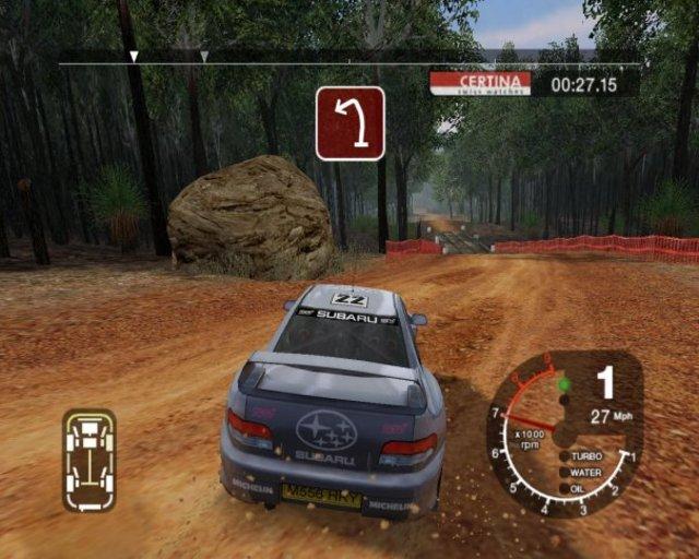 Colin McRae Rally 2005 (gratuit) - Télécharger la dernière