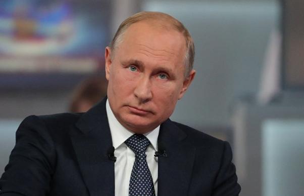 الرئيس الروسي بوتين يوافق على فتح خط إنتاج  أسلحة جديدة.